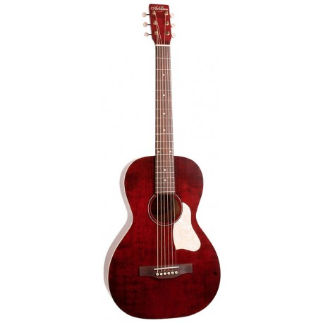 Art et Lutherie Guitare Electro Acoustique Roadhouse Tennessee Red A/E