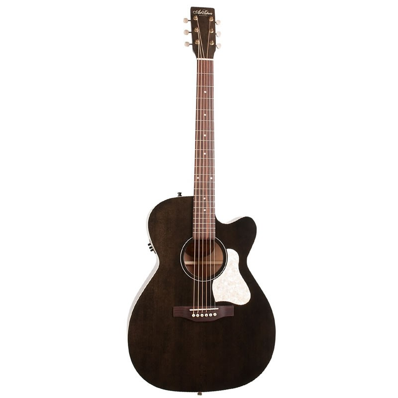 art lutherie legacy faded black cw qit guitare electroacoustique. Black Bedroom Furniture Sets. Home Design Ideas