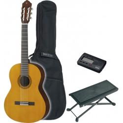 Yamaha Pack Guitare Classique 3/4