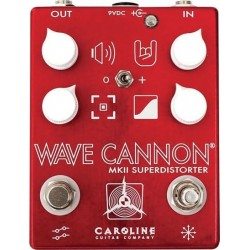 Caroline Guitar Wave Cannon