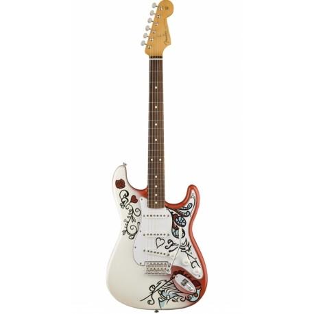 Fender Jimi Hendrix Monterey Stratocaster® Pau Ferro Fingerboard