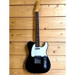 Fender 60'S Telecaster Custom Black Journeyman Relic