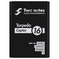 Two Notes TORPEDO CAPTOR 16