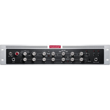 Positive Grid BIAS Rack Amplifier