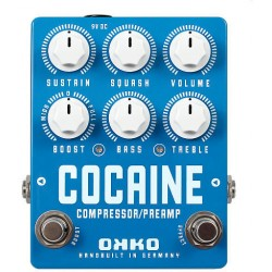 Okko Cocaine Compressor & Preamp