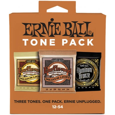 Ernie Ball Tone Pack Acoustic