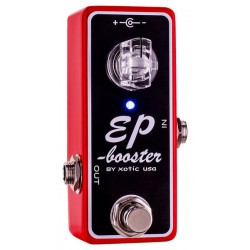 Xotic EP BOOSTER RED Edition Limitée