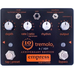 Empress Tremolo 2 - 10TH ANNIVERSARY EDITION
