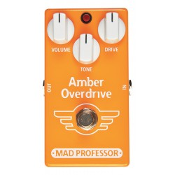 Mad Professor AMBER OVERDRIVE FT