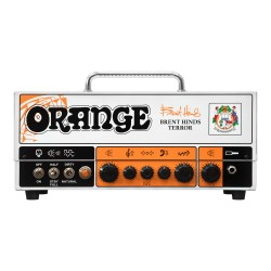 Orange BRENT HINDS TERROR