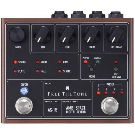 Free The Tone AS-1R Ambi Space