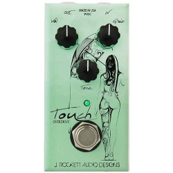 J rockett Audio Touch Overdrive Jet Series