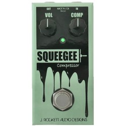 J Rockett Audio Squeegee Compressor Jet Series