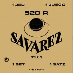 Savarez 520R Jeu Nylon Fort Tirant
