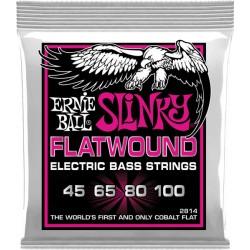 Ernie Ball Jeu Filé Plat Slinky
