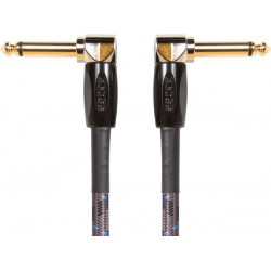 Boss BIC-1AA 1FT/30CM INSTRUMENT CABLE ANGLED