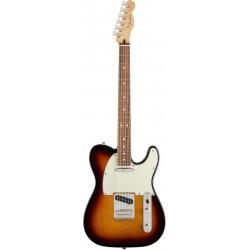 Fender PLAYER TELE PF 3-Color Sunburst