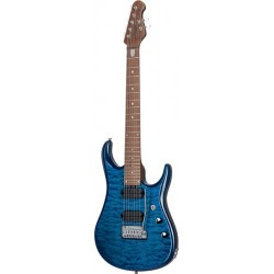Sterling by Music Man JP15 Neptune Blue 7-cordes