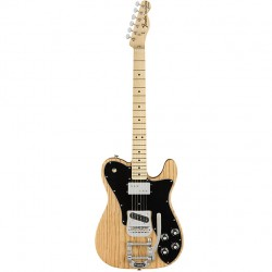Limited 72 Tele Custom MN Bigsby Natural