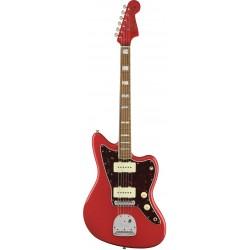 Fender 60th Anniversary Jazzmaster Pau Ferro Fiesta Red