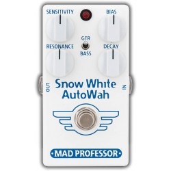 Mad Professor Snow White Auto Wah bass & guitar