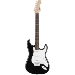Squier Bullet Stratocaster Hard Tail Rosewood Fingerboard Black