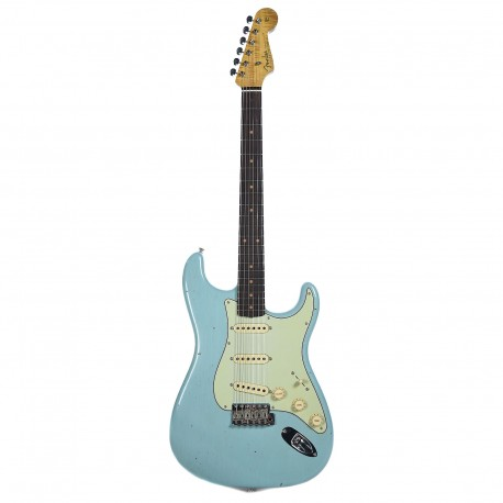 Custom Shop '59 Stratocaster Relic Daphne Blue '18 NAMM Ltd. Ed.