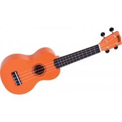 Mahalo Ukulele Soprano Orange