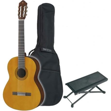 Yamaha Pack Yamaha Guitare Classique 4/4 C-40
