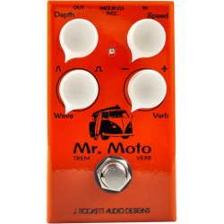 J Rockett Audio Designs Mr Moto