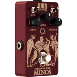KMA Machines Minos - Germanium Fuzz Pedal