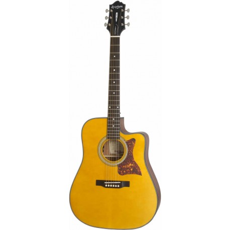 Epiphone DR-400MCE Acoustic/Electric Natural Satin