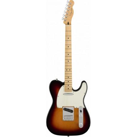 Fender PLAYER TELE MN 3-Color Sunburst