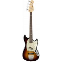 Fender American Performer Mustang Bass RW 3-Color Sunburst