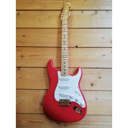 Fender 56 Stratocaster NOS Maple Neck Fiesta Red