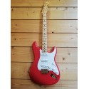 '56 Stratocaster NOS Maple Neck Fiesta Red