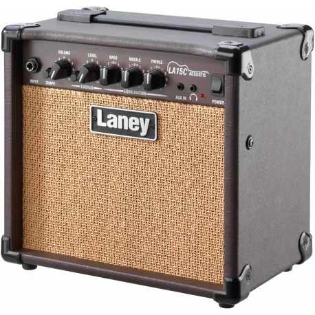 Laney LA15c - Ampli guitare acoustique 15 Watts