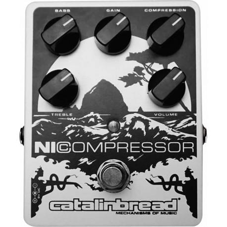 Catalindbread NiCompressor White Soft Pearl