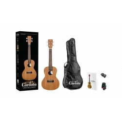 Cordoba UP100 Pack UKULELE