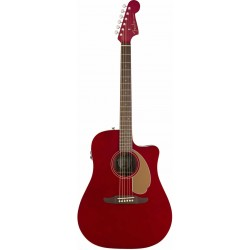 Fender Redondo Player Candy Apple Red