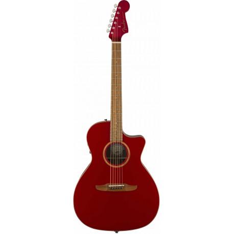 Fender Newporter Classic Hot Rod Red Metallic