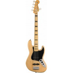 Squier Classic Vibe 70s Jazz Bass V Naturel