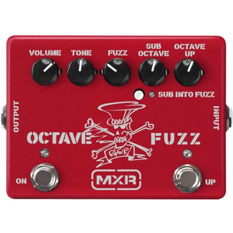 SF01R Octave Fuzz Slash Signature limited