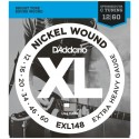 EXL-148 Jeu Nickel Extra Heavy 012-060