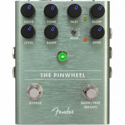 Fender THE PINWHEEL ROTARY SPEAKER EMULATOR