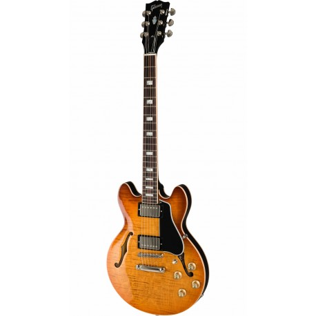 Gibson ES-339 FIGURED Faded Lightburst