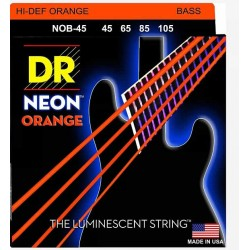 DR NOB-45 Neon Orange