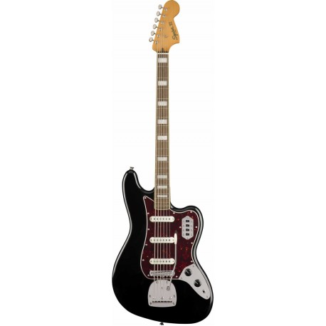 Squier Classic Vibe Bass VI LRL Black