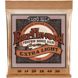 Ernie Ball Earthwood Acoustic Extra Light