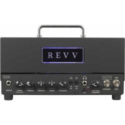 REVV D20 Alpha Series